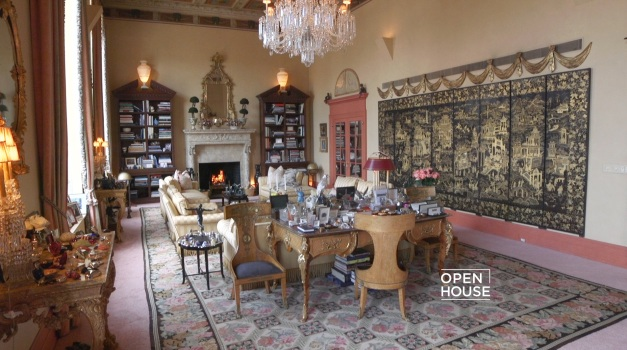 If Walls Could Talk: Inside Georgette Mosbacher's Home