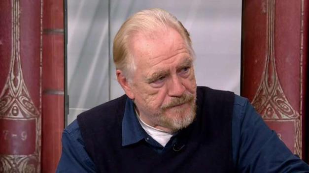 Brian Cox Talks 'Shakespeare Uncovered' & More