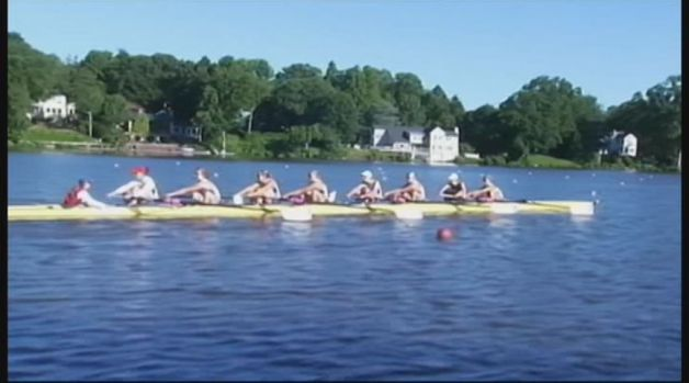 [HAR] Yale Grad to Row in Olympics for Mom