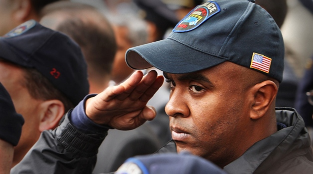 Images of Sorrow: Rookie Cop Mourned In Brooklyn