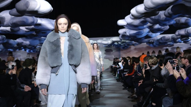 NY Fashion Week Ends as Snow Wreaks Havoc