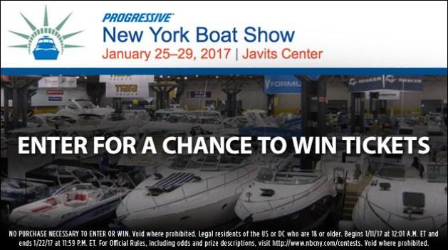 NY Boat Show 2017