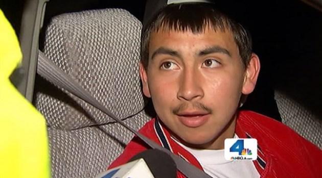 "[LA] Evacuated Coastal Residents Return Home: ""Everything's Better Now"""