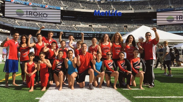 Thousands Participate in NBC 4 New York & Telemundo 47 Health and Fitness Expo