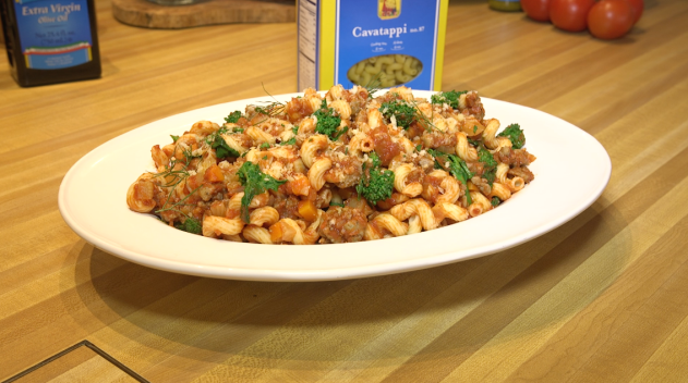 Holiday Pasta Dishes With De Cecco