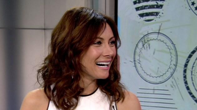 "Laura Benanti on ""She Loves Me"""