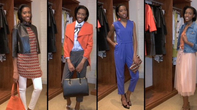 Trend Report: Rust Fashion for Spring