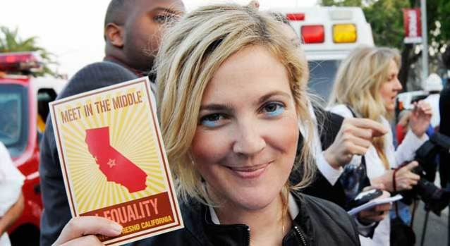 May 26, 2009: Celebs Join Prop 8 Protest in West Hollywood