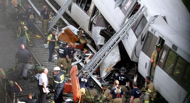 Archive Photos: Deadly DC Metro Train Crash