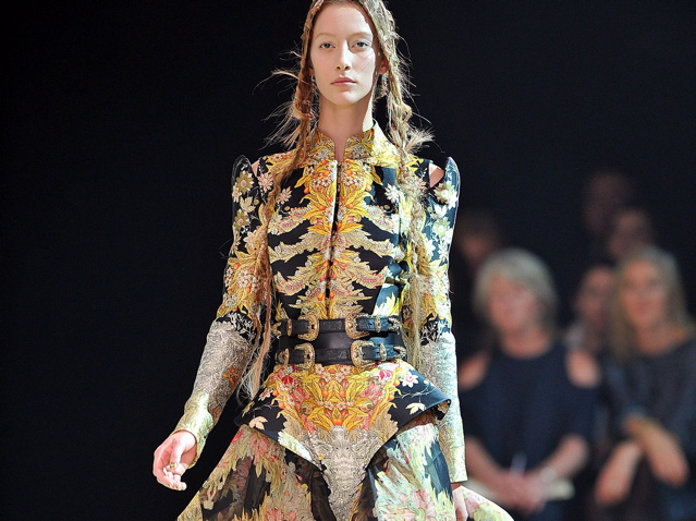 Trend Watch: Lavish Baroque Looks on the Runway