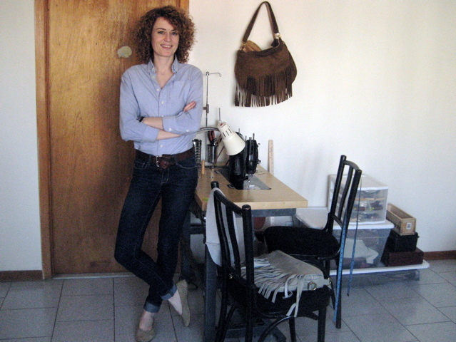 Studio Visit: Williamsburg Handbag Designer Kelly Reid