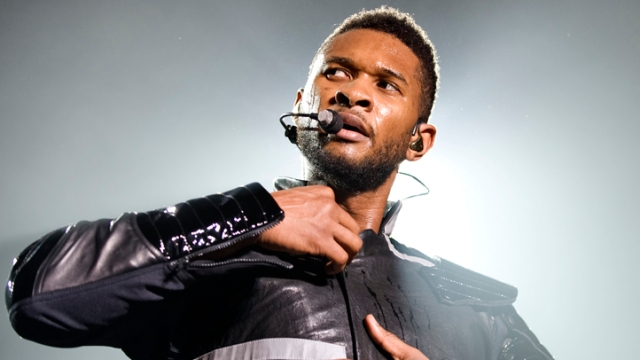 Is Usher Ushering In a New Crib?
