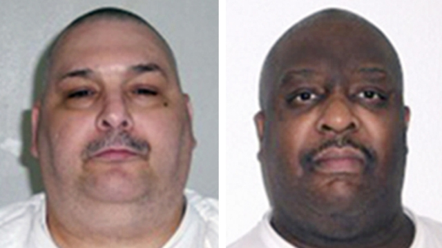 Arkansas Executes 2 Inmates Hours Apart
