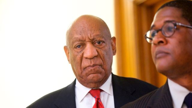 Analysis: Why Time's Up for Bill Cosby