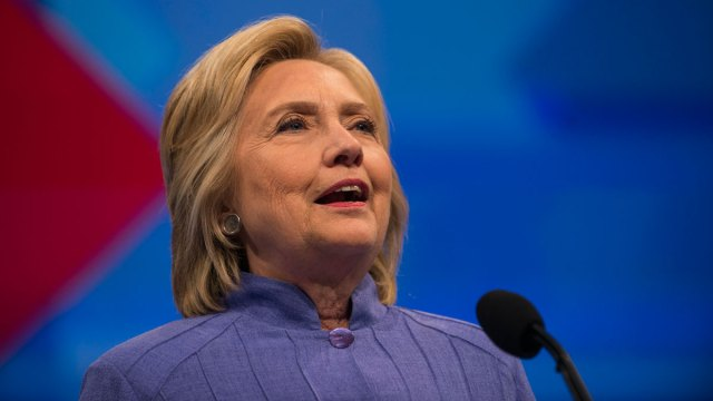 Hillary Clinton: Trump 'Talking Trash About America'