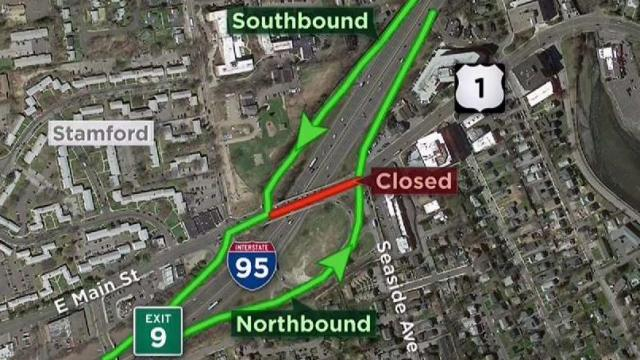 Drivers Brace for Possible Traffic Nightmare as Span of I-95 in