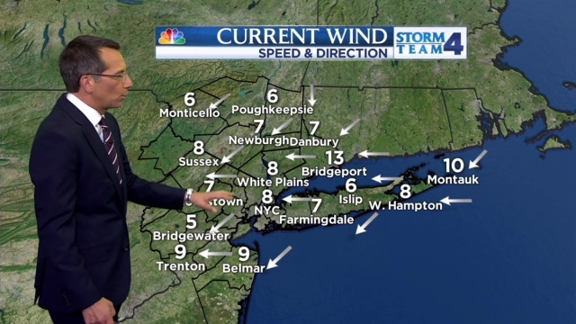 Dave Price's Weather Forecast for Tuesday, May 3
