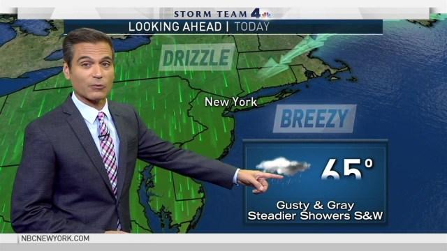 Chris Cimino's forecast for September 29th.