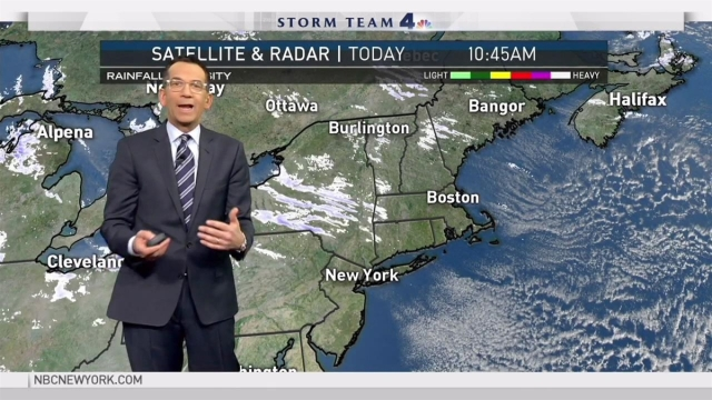 Dave Price's midday forecast for Friday, December 9, 2016.