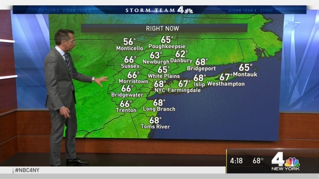 <p>Meteorologist Dave Price with your forecast for Thursday, April 28.</p>