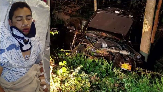 Survivor's Family Questions Ramapo PD's Fatal Accident Probe