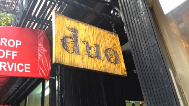 Store Visit: Chic Vintage Finds for the Summertime at Duo