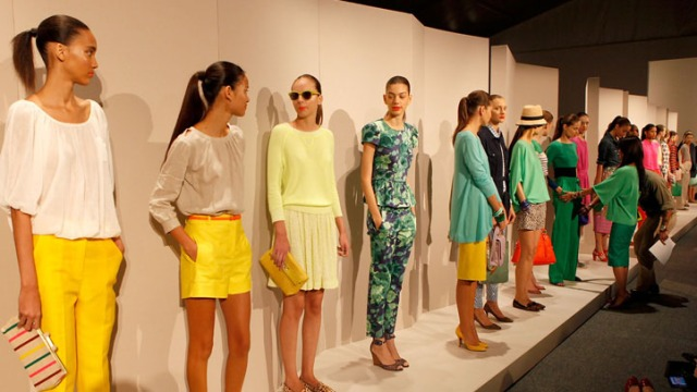 J.Crew's Colorful Spring Collection Was Inspired By a Trip to Greece