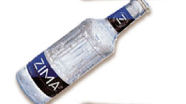 Remember Zima? Clear Malt Beverage Poised for US Comeback
