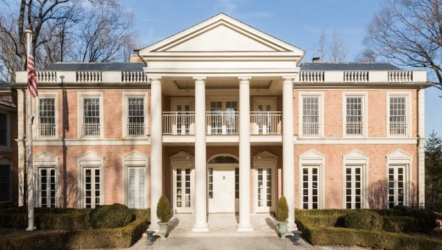 Home of Former Secretary Of State Hits Market at $5.495 Million