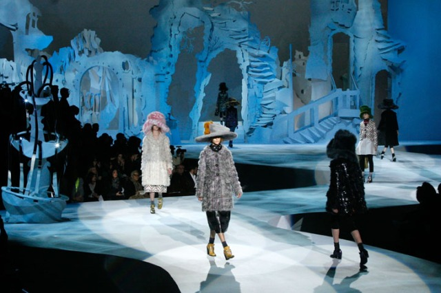 Marc Jacobs Offers Edwardian Influences, Oliver Twist, and Jamiroquai All in One