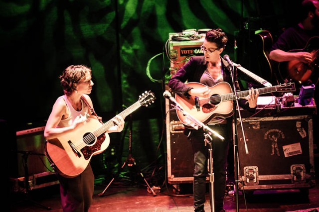 Photos: Ani DiFranco Plays a Sold-Out Bowery Ballroom Show