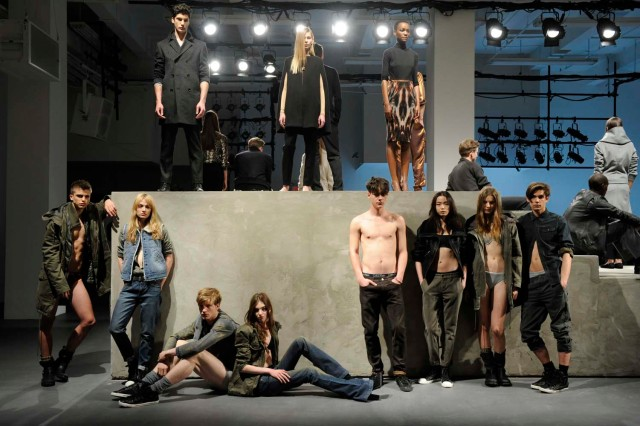 Photos: Calvin Klein Fall 2011 Presentation
