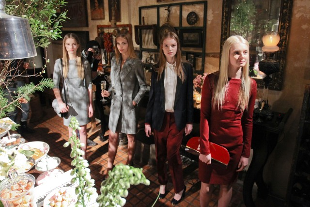 Inside Stella McCartney's Posh Pre-Fall Mansion Tea Party