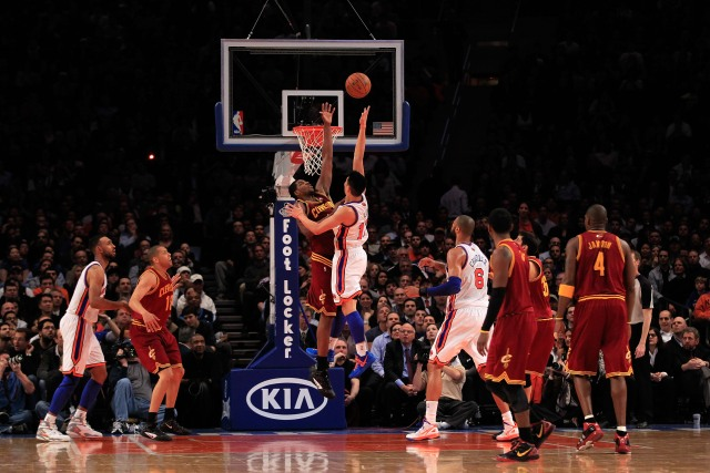 Linsanity! Knicks' Season Revived by Unlikely Hero