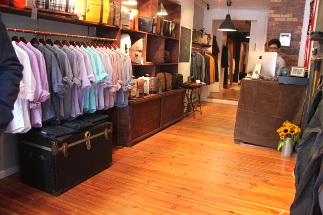 Now Open: Ernest Alexander's Handsome Soho Boutique