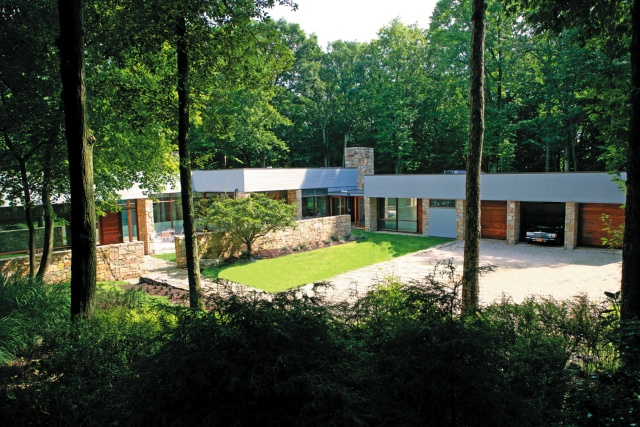 Open House: Westchester Eco-Friendly Mansion
