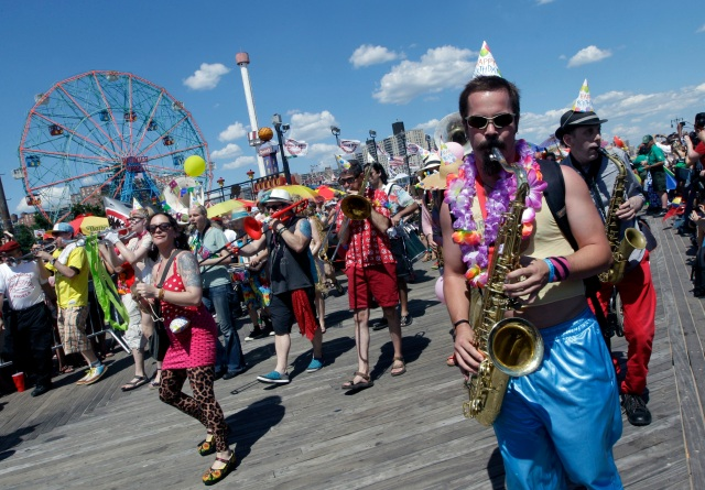 Mermaid Parade 2012