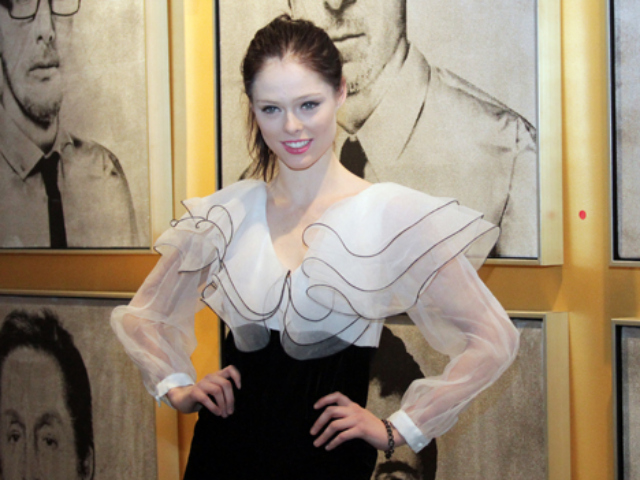 Model Behavior: Coco Rocha Parties for a Cause at Open Gallery