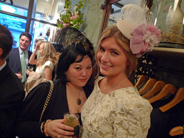 Designer James Coviello Throws Downtown Kentucky Derby Soiree