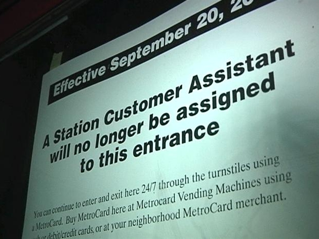 MTA Announces Layoffs of 1000 Workers - NBC New York
