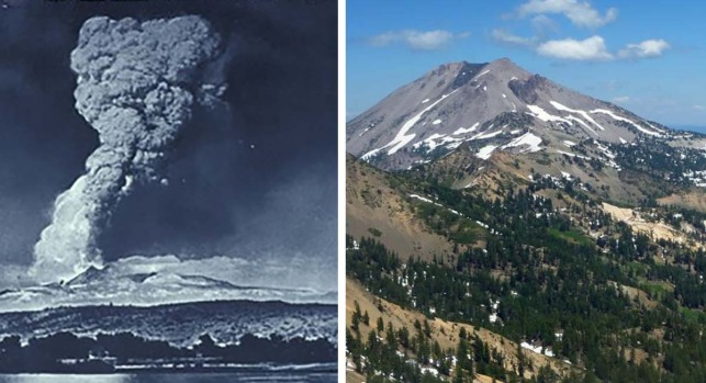 [NATL-LA GALLERY] IMAGES: The Dramatic Landscape of California's Lassen Volcanic National Park in Photos