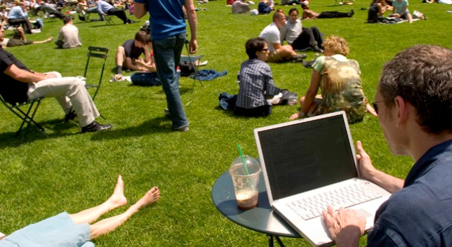 What's The Deal: WiFi in Bryant Park