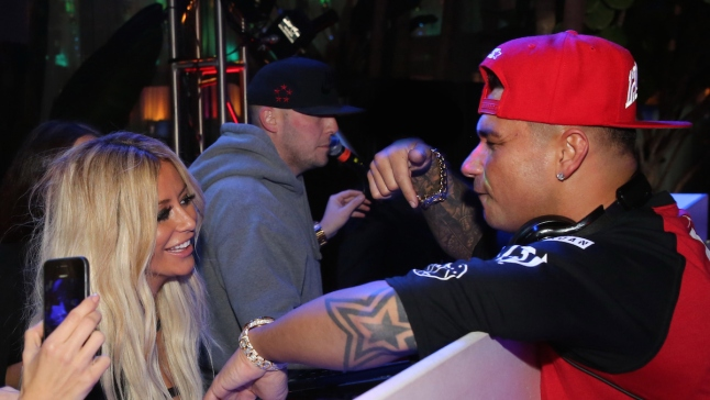 Aubrey O'Day Confirms She's Dating Pauly D