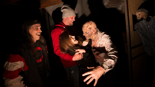 20 Haunted Houses to Visit in the Tri-State This October