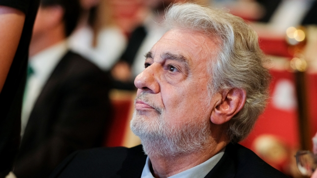 Plácido Domingo to Perform for First Time Since Accusations