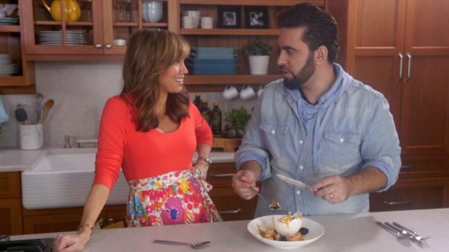 Recipe Revamp: Try Sara Gore's Coconut Cake Filled Egg with Mango Yoke Recipe
