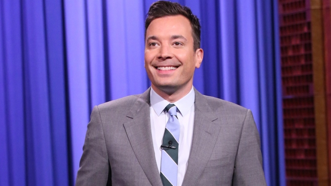 Jimmy Fallon Tweets After Injuring Hand