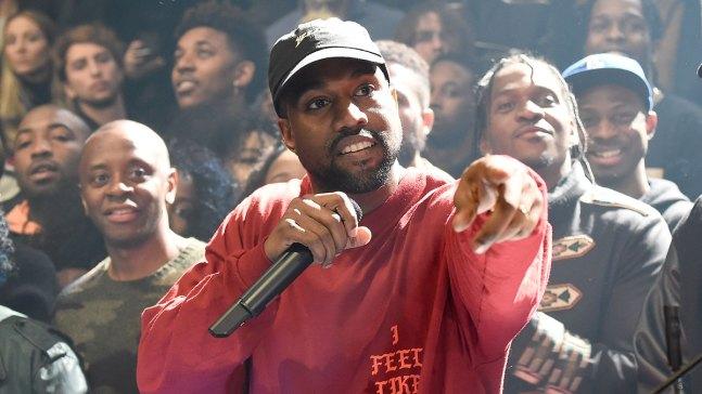 Kanye's Lyrics About Swift Ignite New Controversy