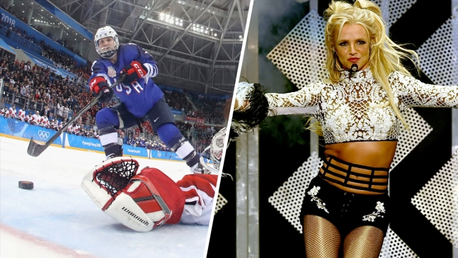 US' 'Oops, I Did It Again' Goal Gets Major Celeb Endorsement