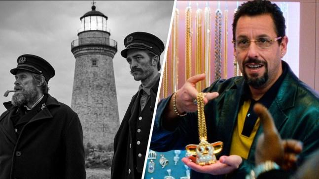 'Uncut Gems,' 'The Lighthouse' Top Spirit Awards Nominations
